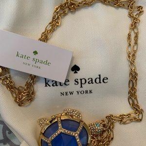 Kate Spade Turtle Locket